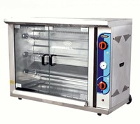 Chicken Rotisserie 6pc Gas EN138