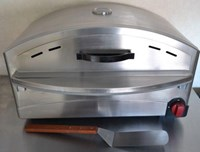 ACE Pizza Oven gas LPG  EN298