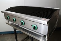 Piri Piri Grill Gas 4 burners - EN308
