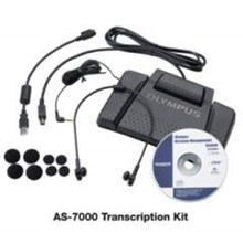 Olympus AS-7000 Digital Transcription Kit