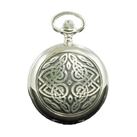 Mechanical celtic  pocket watch