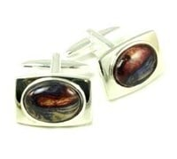 Heathergem Celtic Cufflinks