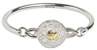 Warrior Shield Bangle
