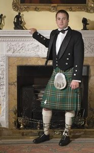 HIRE - Prince Charlie Full Outfit