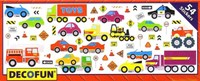 Decorative Wall Stickers Decorate in Minutes Tonka 54 Large Stickers Stikarounds