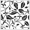 CRAFTS-TOO Embossing Folder Leaves 14cm x 14cm FREE SHIPPING