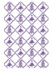 COUTURE CREATIONS Embossing Folder 5