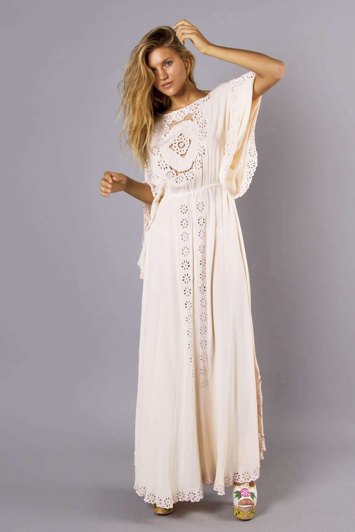 Quot I Believe In Unicorns Maxi Dress Quot Women S Embroidered