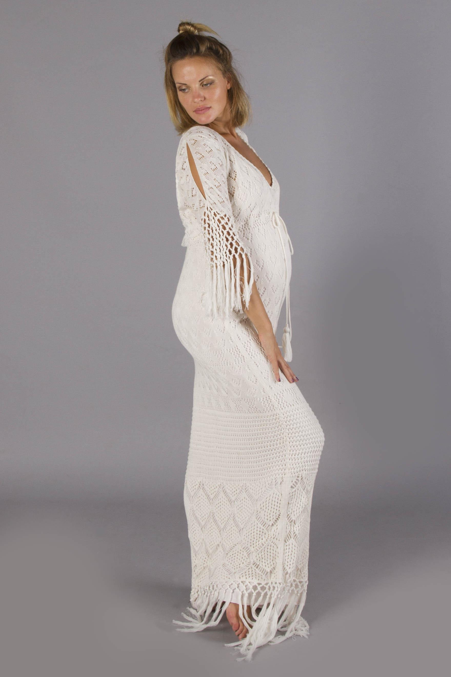 Quot Brooke Quot Crochet Maternity Maxi Dress Cream Fillyboo Boho Inspired Maternity Clothes Online Maternity Dresses Maternity Tops And Maternity
