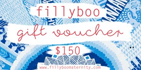 Fillyboo Gift Certificate ($150)