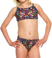 AMANZI Otomi Girls Two Piece