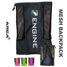 ENGINE MESH BACKPACK SWIM BAG
