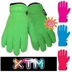 Cruise Microfleece Winter Gloves for Kids (S-M-L)