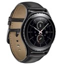 Samsung Gear S2 Classic Smart Watch SM-R7320 / SM-R732 - Black - Leather Strap