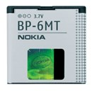 Genuine Nokia BP-6MT Battery For Nokia E51 N81 8GB N82 6720 Classic Mobile Phone