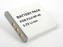 Fuji NP-40 Battery For Fuji FinePix F470 F610 F710 Digital Cameras