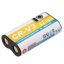 CR-V3 Battery for KODAK, OLYMPUS, CASIO, SAMSUNG Digital Cameras - LB-01
