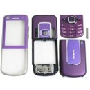 Nokia 6220 Classic Fascia Cover Full Housing Set in Purple Colour with FREE keypad Buttons