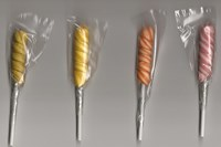 Sour Spirals Sugar Free Lollipop