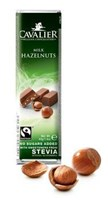 Cavalier Milk Chocolate Hazelnut 40g