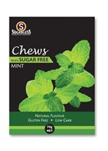 Sugarless Co Nitro Mint Sugar Free Chews 70g
