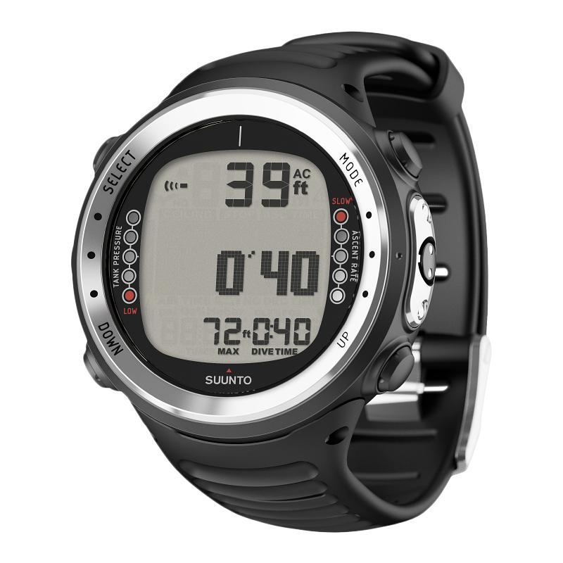Suunto d4i dive computer watch extreme spearfishing for Dive computer sale