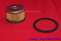 1946 - 1967 Cadillac Fuel Filter with out A/C