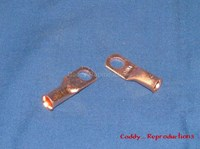 1946 - 1966 Cadillac Battery Cable Ends 3/8""