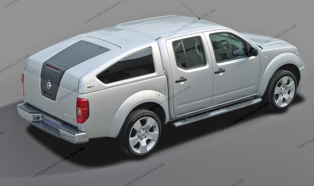 orciari sport back hardtop canopy nissan navara d40. Black Bedroom Furniture Sets. Home Design Ideas