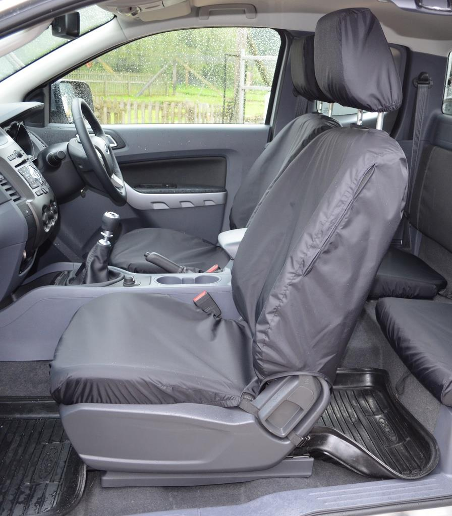 Waterproof Seat Covers Ford Ranger Wildtrak Up Country