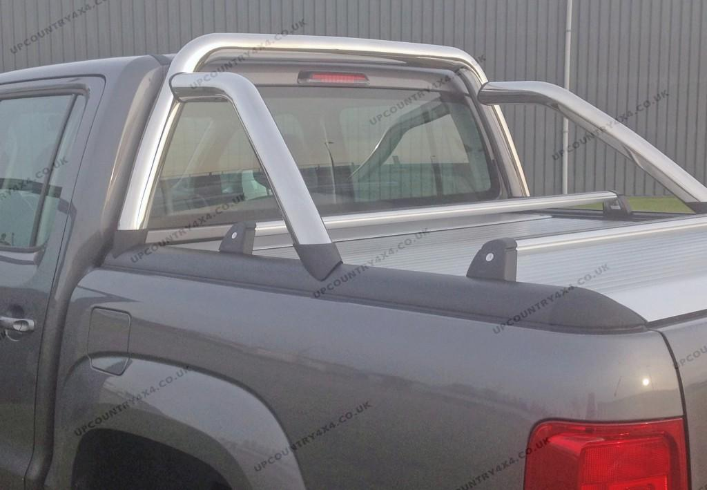 mountain top roll sports bar vw amarok double cab up. Black Bedroom Furniture Sets. Home Design Ideas