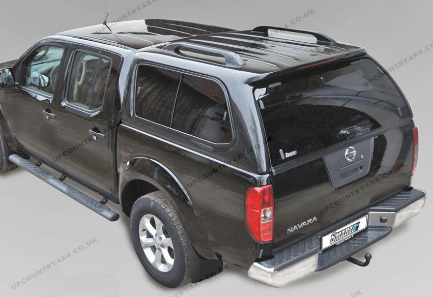smart arctic glazed hardtop nissan navara d40 double cab up country 4x4 and pick up. Black Bedroom Furniture Sets. Home Design Ideas