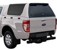Road Ranger RH3 Glazed Remote Hardtop - Ford Ranger T6 Double Cab