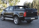 FullBox PU Sports Hard Tonneau Cover - Toyota Hilux Double Cab