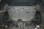 Skid Plate, Engine and transmission Guard- Ibiza 2013+