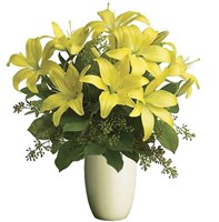 Yellow Lilies, From $55