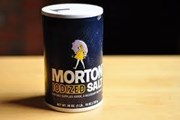"SALT IODIZED ""MORTON"""