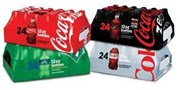 COCA-COLA DIET 12 OZ  24PK