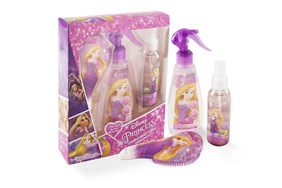 Disney Shine and sparkle hair pack Princess Rapunzel