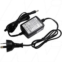 Lithium Charger - 100-240 VAC input 4 cell lithium ion & lithium polymer  with 2.1mm DC plug.