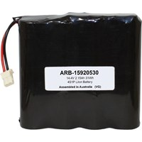Battery for Ozroll RF & NRF E-Port Controllers 15.920.530,  15.600.001, 15.601.001