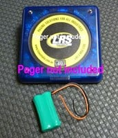 Coaster Call, R8500, replacement battery, pager