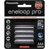 Panasonic Eneloop Pro rechargeable AAA battery (replacement for XX Sanyo)