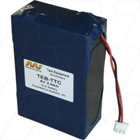 Battery for TTC Interceptor 147 Communications Analyser