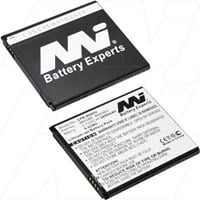 Samsung Galaxy S4 battery suitable replacement