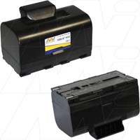 Surveying Equipment battery suitable replacement for Topcon BT-65Q, BT-66Q