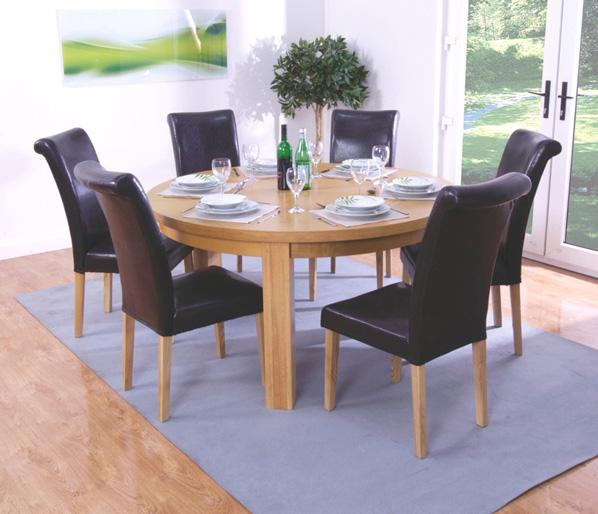 Cairo Sydney Round Dining Table Dublin Ireland Furniture Store RightStyle