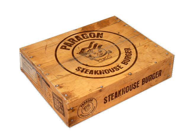 Paragon steakhouse burger 48x113gr tj fast food limited for Paragon fish oil