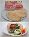 LARGE CYPRUS STYLE  (NEW)  PITTA BREAD   144 PCS