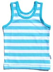 ON SALE - Snoozy tank top - Blue/white